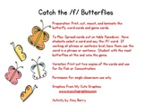 Catch the Butterflies- Articulation Practice for /f/