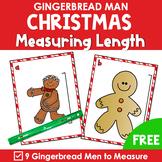 Gingerbread Man Measuring