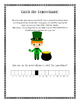 Catch the Leprechaun! Math