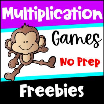 Multiplication Free: Multiplication Games for Multiplicati