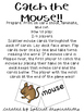 Catch the Mouse! (an ou Snatch Game) Orton-Gillingham Inspired