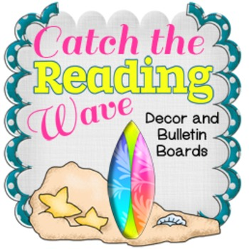 Beach Decor for Classroom or Library Media Center