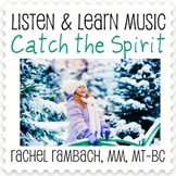 Catch the Spirit: Educational Song (MP3 + Instrumental Tra