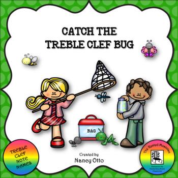 Catch the Treble Clef Bug