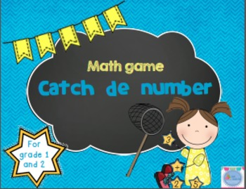 Catch the number game {math center}