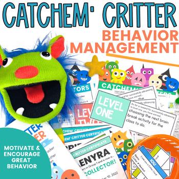 Positive Behavior Management: Catchem' Critter System