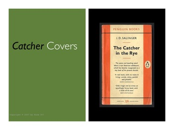 Catcher International Covers & Project