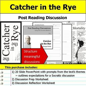 Catcher in the Rye Unit Bundle