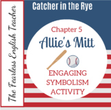 Catcher in the Rye Symbolism Lesson Plan in Connection wit