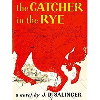 Catcher in the Rye Chapters 15-17 Quote Sandwich Writing actiivty