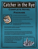 Catcher in the Rye Complete Novel Package