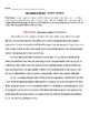 Catcher in the Rye - Creative Writing Assignment