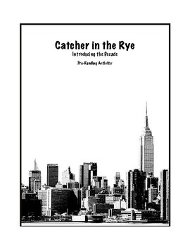The Catcher in the Rye - Decade Research - Pre Reading