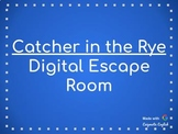 Catcher in the Rye Digital Escape Room