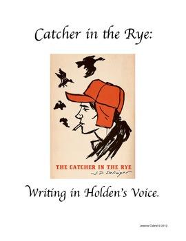 Catcher in the Rye: Holden's Voice