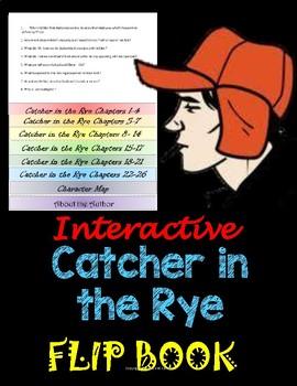 Catcher in the Rye Interactive flipbook