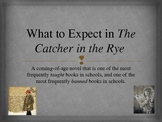 Catcher in the Rye Introduction PowerPoint