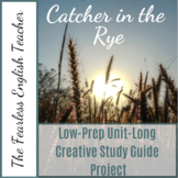 Catcher in the Rye Matchbook Project: Unit-Long Retention