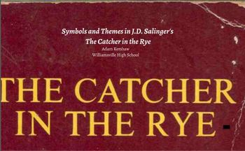 Catcher in the Rye--Motifs and Symbols Prezi