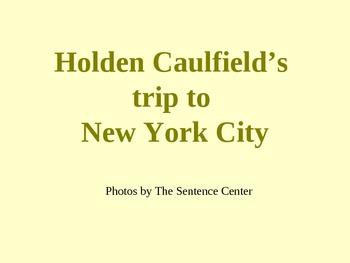 Catcher in the Rye New York City PowerPoint Slideshow