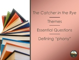 Catcher in the Rye: Pre-Reading Overview