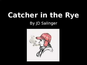 Catcher in the Rye Pre-reading Discussion
