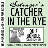 Catcher in the Rye Quiz Bundle (Set of 11)