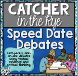 Catcher in the Rye Review Speed Date Debates
