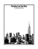The Catcher in the Rye - Scavenger Hunt