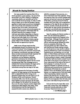 Catcher in the Rye Triplet English skills worksheet from Applied Practice