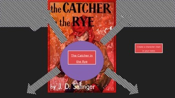 Catcher in the Rye Themes and Characters