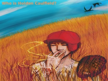 Catcher in the Rye - Who is Holden Caulfield? Major Character Analysis