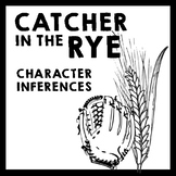 Catcher in the Rye - Character Inferences & Analysis