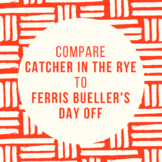 Catcher in the Rye to Ferris Bueller's Day Off - Video Comparison