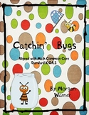 Catchin' Bugs; Common Core Standard K.OA.3 Decomposing Numbers