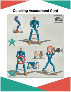 Catching Assessment Card