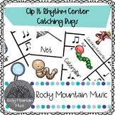 Catching Bugs Clip It Rhythm Center