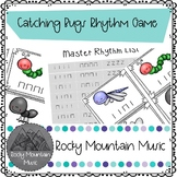 Catching Bugs Rhythm Games