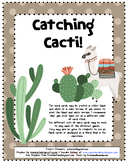 Catching Cacti Sight Word Games