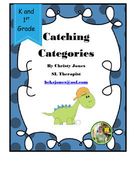 Catching Categories - K and 1st Grade