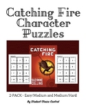Catching Fire Character Puzzles 2-Pack