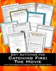 Catching Fire Book vs. Movie Activities - Common Core