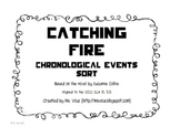 Catching Fire Chronological Order Events Sort