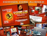 Catching Fire Common Core Presentation & Activities