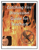 Catching Fire Discussion Novel Study Discussion & Activity Guide
