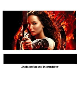 Catching Fire - Figurative Language Activity