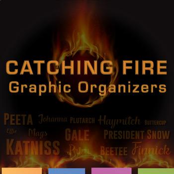 Catching Fire Graphic Organizer Bundle