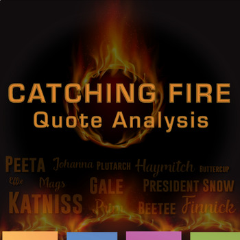 Catching Fire Quotes Analysis