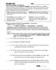 Catching Fire by Suzanne Collins Discussion Questions Activities w/KEY