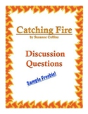 Catching Fire (by Suzanne Collins): Discussion Questions S